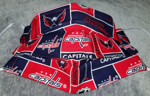 Capitals Face Mask