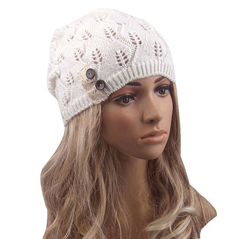 Knit Beanie - Peachy Keen Boutique