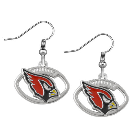 Arizona Cardinals Earrings - Peachy Keen Boutique