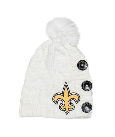 Saints Beanie - Peachy Keen Boutique