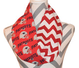 Patriots Scarf - Peachy Keen Boutique