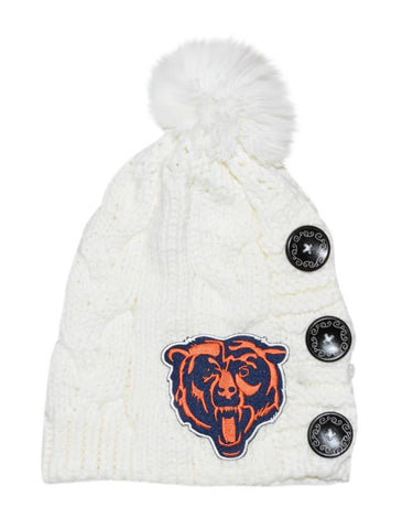 Bears Knit Beanie - Peachy Keen Boutique