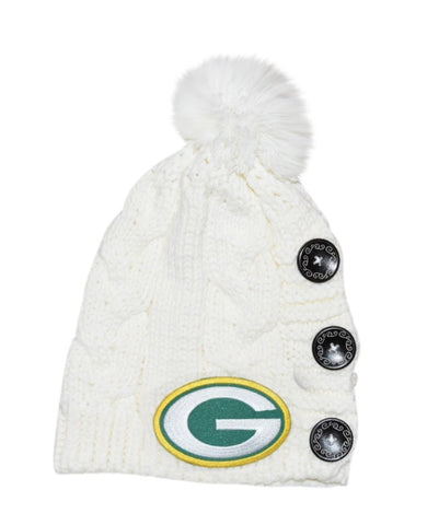 Packers Knit Beanie - Peachy Keen Boutique