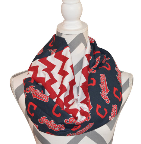Indians Scarf - Peachy Keen Boutique