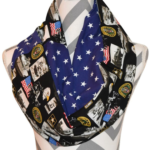 Army Proud Scarf