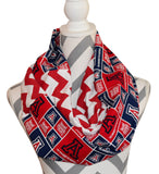 Wildcats Scarf - Peachy Keen Boutique
