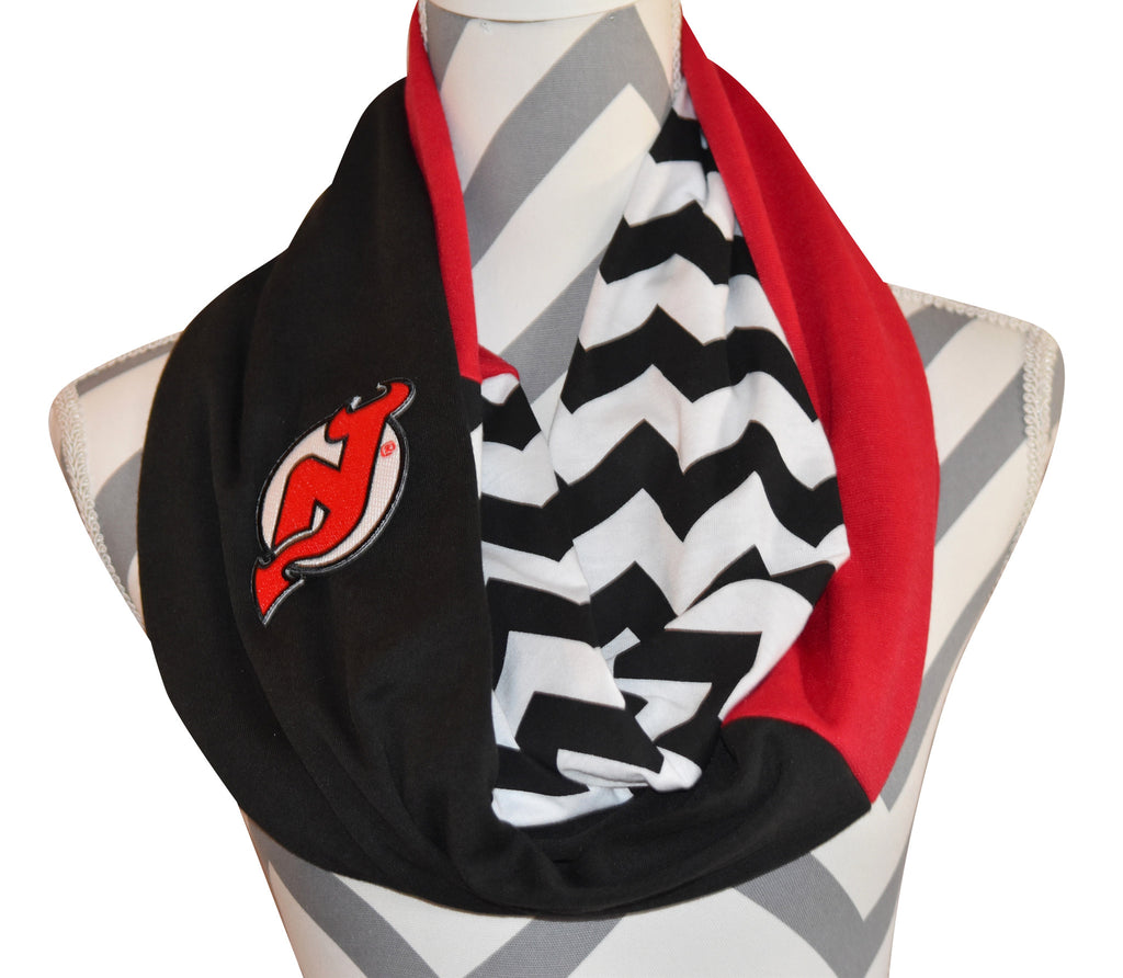 online store 911a0 e433c New Jersey Devils Scarf