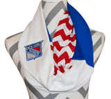 New York Rangers Scarf - Peachy Keen Boutique