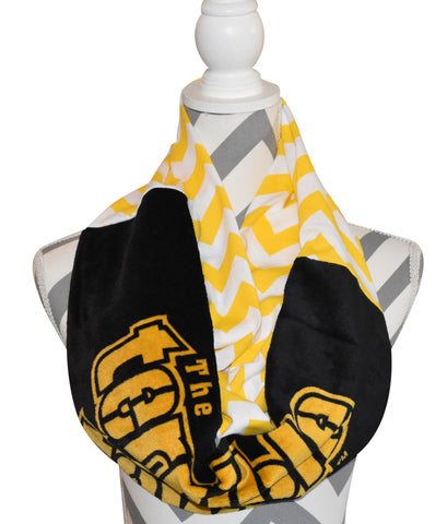 Steelers Terrible Towel Scarf