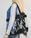 Raiders Tote - Peachy Keen Boutique