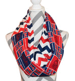 Ole Miss Scarf - Peachy Keen Boutique