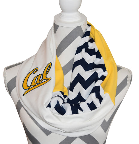 Cal State Burkley Scarf - Peachy Keen Boutique