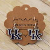 University of Kentucky Earrings - Peachy Keen Boutique