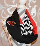 Cardinals Scarf - Peachy Keen Boutique