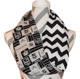 LA Kings Scarf - Peachy Keen Boutique