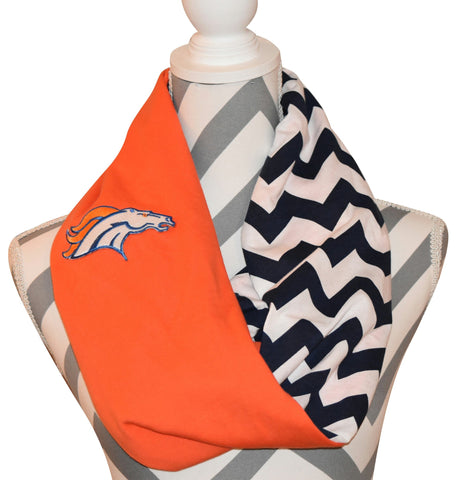 Broncos Scarf - Peachy Keen Boutique