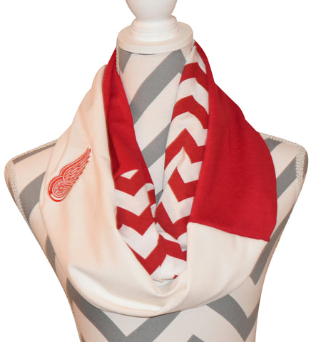 Red Wings Scarf - Peachy Keen Boutique