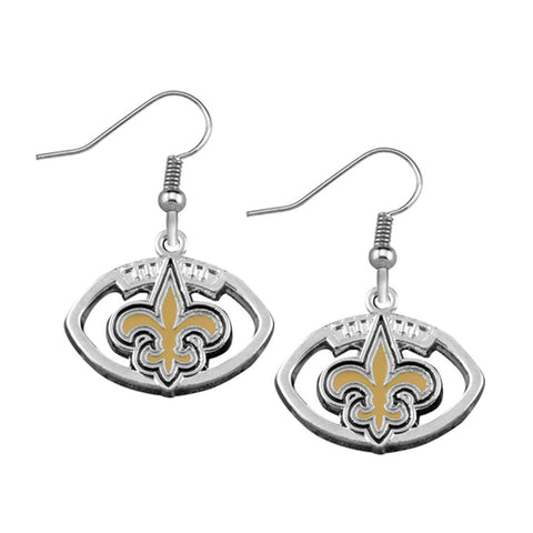 Saints Earrings - Peachy Keen Boutique