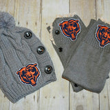 Bears Leg Warmers - Peachy Keen Boutique