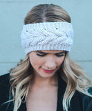 Knit Headband _ 7 Colors - Peachy Keen Boutique