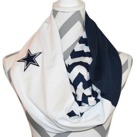 Cowboys Scarf - Peachy Keen Boutique