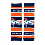 Denver Broncos Baby Leg Warmers nfl leggings- Peachy Keen Boutique