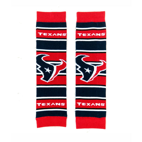 Houston texans Baby Leg Warmers nfl baby leggings - Peachy Keen Boutique