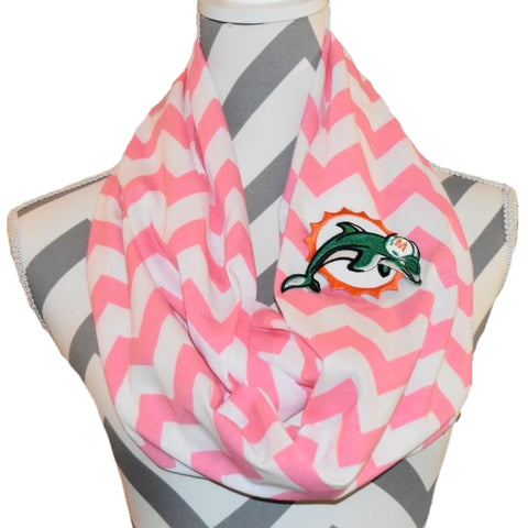 Dolphins Pink Scarf - Peachy Keen Boutique