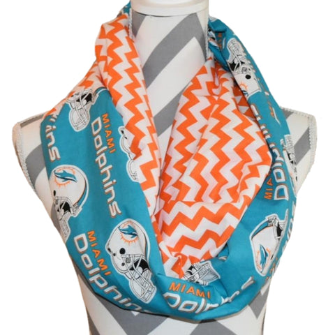 Dolphins Scarf - Peachy Keen Boutique