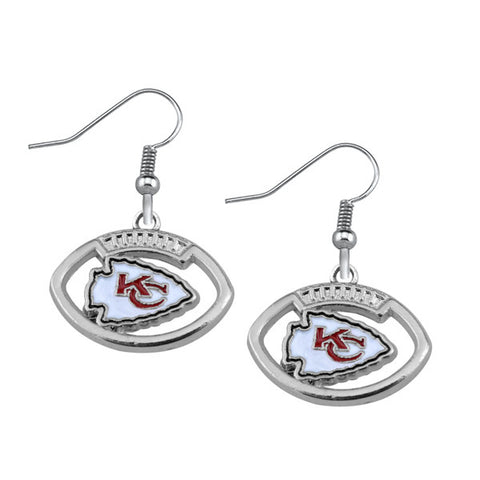 Chiefs Earrings