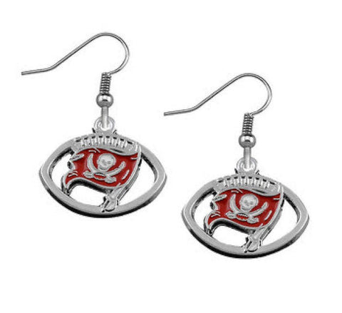 Buccaneers Earrings - Peachy Keen Boutique