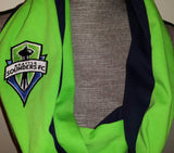 Sounders FC Scarf - Peachy Keen Boutique