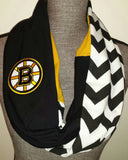 Boston Bruins Scarf - Peachy Keen Boutique