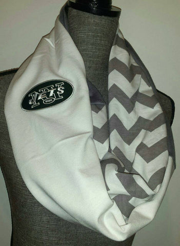 New York Jets Infinity Scarf - Peachy Keen Boutique