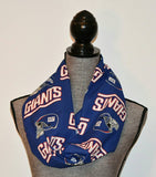 NY Giants Scarf - Peachy Keen Boutique