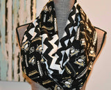 Penguins Scarf - Peachy Keen Boutique