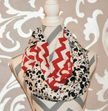 Mickey Mouse Scarf - Peachy Keen Boutique