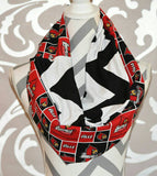Louisville Cardinals Scarf - Peachy Keen Boutique