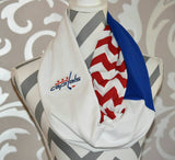 Washington Capitals Scarf - Peachy Keen Boutique