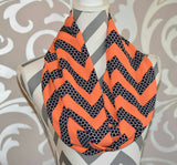 Chevron Scarf - Peachy Keen Boutique