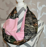 Pink Realtree Scarf - Peachy Keen Boutique