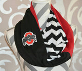 Buckeyes Scarf - Peachy Keen Boutique