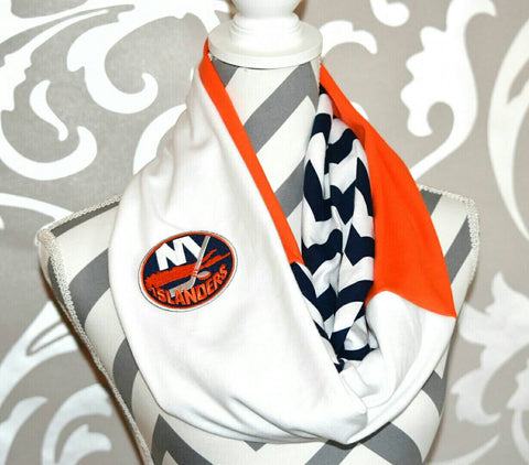 New York Islanders Scarf - Peachy Keen Boutique