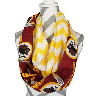 Redskins Scarf - Peachy Keen Boutique