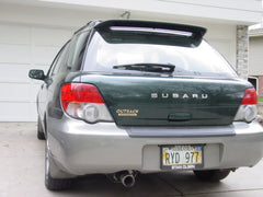Subaru fuel mileage improvement