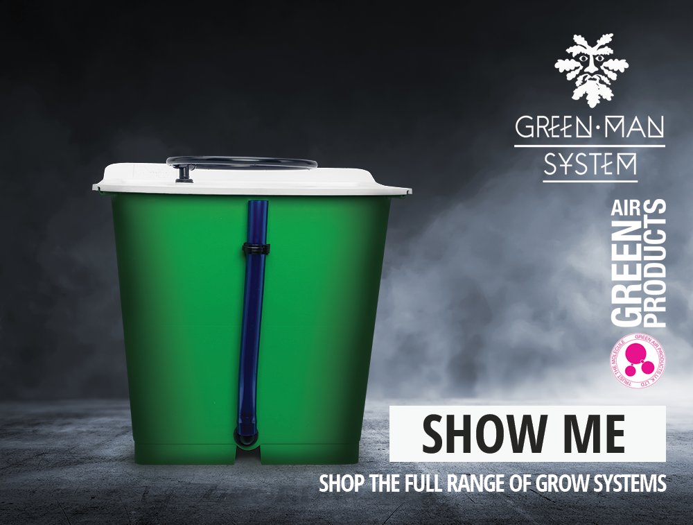 Shop Green Man System