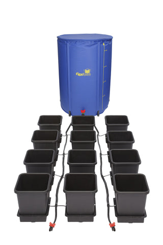 Autopot 12-Pot System with 225L Flexitank