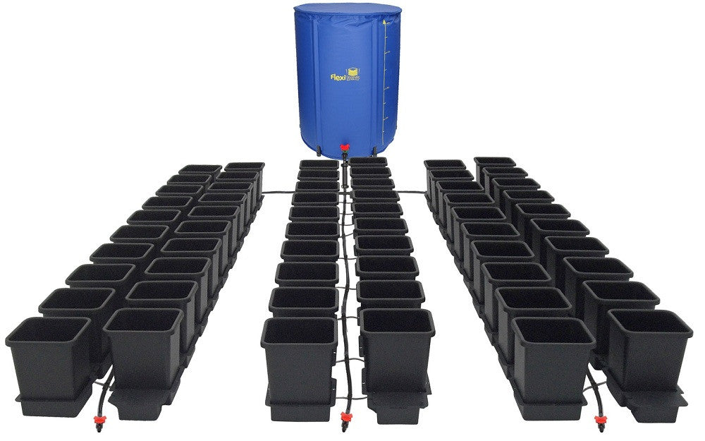Autopot 60-Pot System with 400L Flexitank