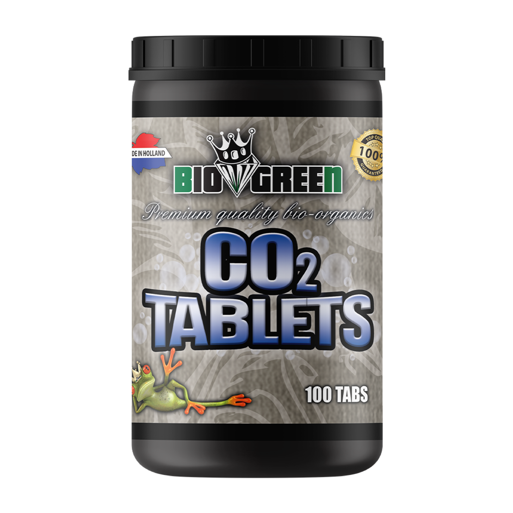 Biogreen CO2 Tabs