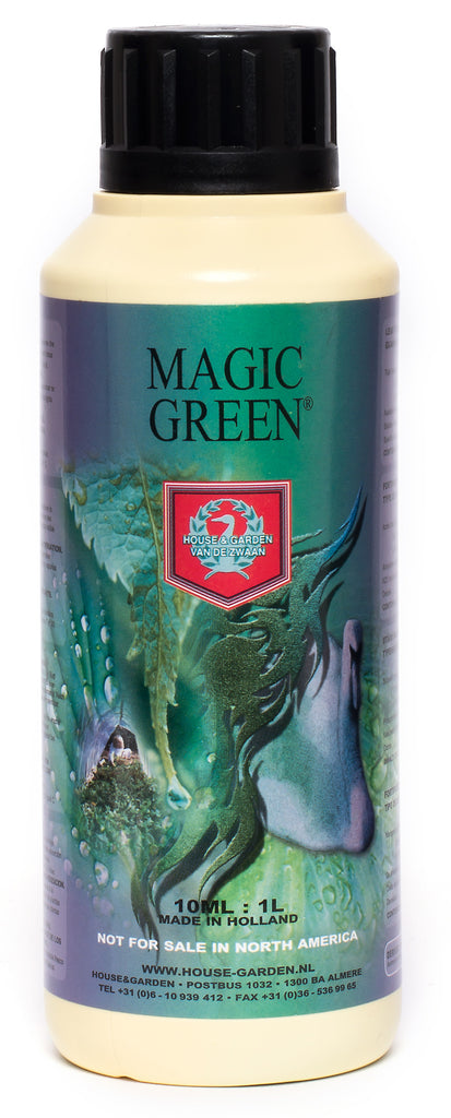 House & Garden Magic Green